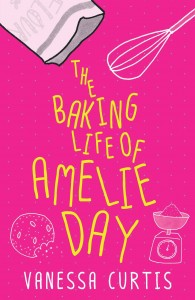 The Baking Life of Amelie Day cover