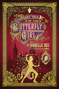 The Contrary Tale of the Butterfly Girl cover