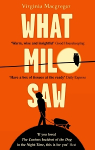 What Milo Saw cover
