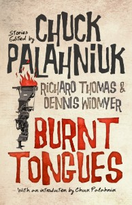 Burnt Tongues: An Anthology of Transgressive Short Stories cover