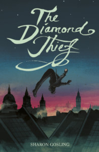 The Diamond Thief cover