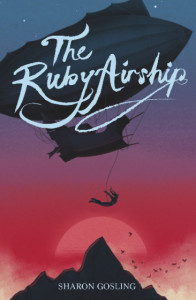 The Ruby Airship cover