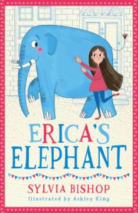 Erica's Elephant cover