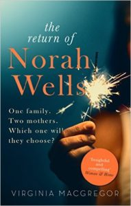 The Return of Norah Wells cover