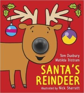 Santa's Reindeer cover