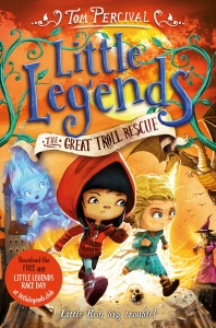 Little Legends: The Great Troll Rescue cover