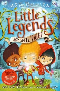 Little Legends: The Spell Thief cover