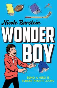 Wonderboy cover