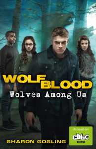Wolfblood: Wolves Among Us cover