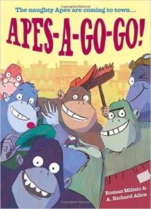 Apes-A-Go-Go cover