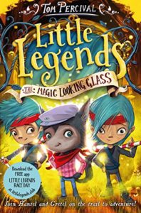 Little Legends: The Magic Looking Glass cover