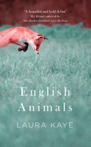 English Animals cover