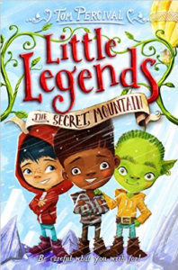 Little Legends: The Secret Mountain cover