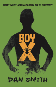 Boy X cover