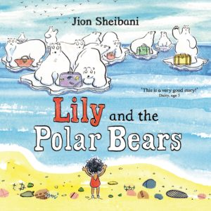 Lily and the Polar Bears cover