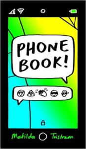Phone Book cover