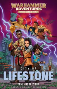 City of Lifestone cover