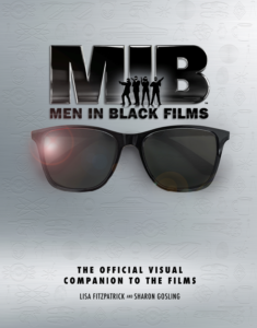 Men In Black: The Official Visual Companion to the Films cover