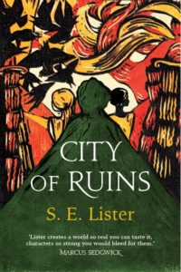 City of Ruins cover