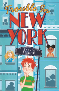 Trouble in New York cover