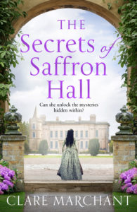 The Secrets of Saffron Hall cover