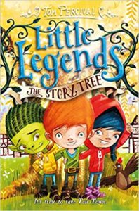 Little Legends: The Story Tree cover