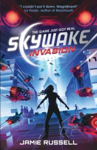 SkyWake: Invasion cover