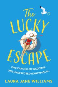 The Lucky Escape cover