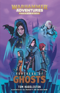 Fortress of Ghosts cover