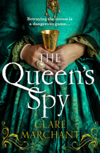 The Queen's Spy cover