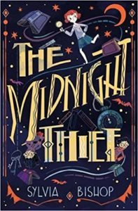 The Midnight Thief cover